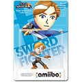 amiibo Super Smash Bros: No. 49 Mii-Schwertkämpfer (Figuren)