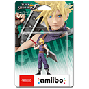 amiibo Super Smash Bros: No. 57 Cloud