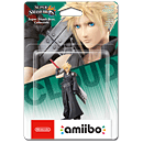 amiibo Super Smash Bros: No. 57 Cloud Player 2