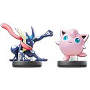 amiibo Super Smash Bros - Wave 06 (2 Figuren)