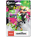 amiibo Splatoon 2: Inkling Boy