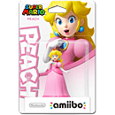 amiibo Super Mario: Peach (Figuren)