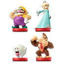 amiibo Super Mario - Wave 2 (4 Figuren)