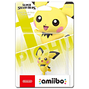 amiibo Super Smash Bros: No. 72 Pichu