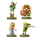 amiibo Zelda 30th - Wave 1 (4 Figuren)