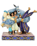Aladdin - Group Hug (Disney Traditions)