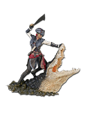Assassin's Creed 3: Liberation - Aveline De Granpré (The Assassin of New Orleans)