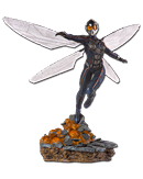 Ant-Man & the Wasp - Wasp (Battle Diorama)