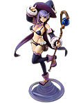 Bikini Warriors - Mage