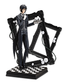 Black Butler: Book of Circus - Sebastian Michaelis