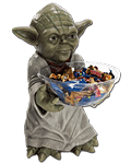 Candy Bowl Holder - Star Wars Yoda