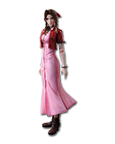 Crisis Core: Final Fantasy 7 - Aerith Gainsborough