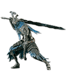 Dark Souls - Artorias the Abysswalker
