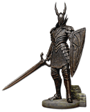 Dark Souls - Black Knight (Gecco)
