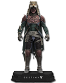Destiny - Hunter (Iron Banner) (Figuren)