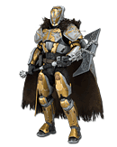 Destiny - Lord Saladin (Figuren)