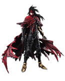 Dirge of Cerberus: Final Fantasy 7 - Vincent Valentine