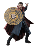 Doctor Strange - Dr. Strange (Burning Flame)