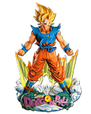 Dragonball Z - The Son Goku (The Brush)