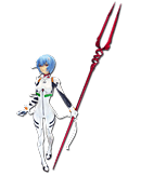 Evangelion 2.22: You Can (Not) Advance - Rei Ayanami