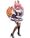 Fate/Extella - Caster (Maid Version)