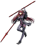 Fate/Grand Order - Lancer/Scathach (3rd Ascension)