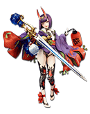 Fate/Grand Order - Shuten Douji (Assassin)