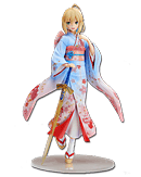 Fate/stay night: Unlimited Blade Works - Saber (Kimono)
