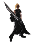 Final Fantasy 7: Advent Children - Cloud Strife
