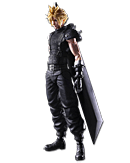 Final Fantasy 7: Remake - Cloud Strife (Version 2)