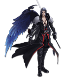 Final Fantasy 7 - Sephiroth (Another Form)