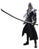 Final Fantasy 7: Advent Children - Sephiroth