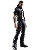 Final Fantasy 15 - Gladiolus Amicitia