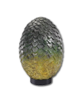 Game of Thrones - Rhaegal Dragon Egg (Figuren)
