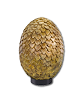 Game of Thrones - Viserion Dragon Egg (Figuren)