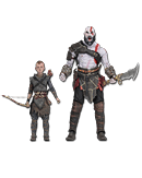 God of War - Kratos & Atreus (Ultimate)