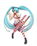 Vocaloid - Hatsune Miku (Greatest Idol)