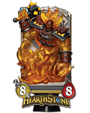 Hearthstone: Heroes of Warcraft - Ragnaros the Firelord Diorama Stage 071