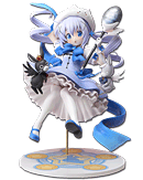 Is the Order a Rabbit - Magical Girl Chino (Figuren)