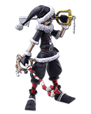 Kingdom Hearts 2 - Sora (Christmas Town)