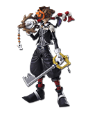 Kingdom Hearts 2 - Sora (Halloween Town)