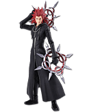Kingdom Hearts 3 - Axel