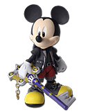 Kingdom Hearts 3 - King Mickey
