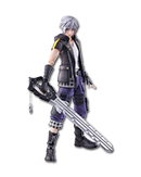 Kingdom Hearts 3 - Riku