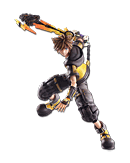 Kingdom Hearts 3 - Sora (Guardian Form)