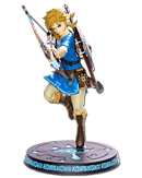 The Legend of Zelda: Breath of the Wild - Link (First 4 Figures) (Figuren)