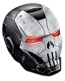 Marvel Future Fight - Elektronischer Helm The Punisher