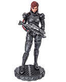 Mass Effect - Femshep