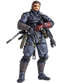 Metal Gear Solid 5: The Phantom Pain - Venom Snake (Sneaking Suit)