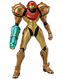 Metroid Prime 3: Corruption - Aran Samus